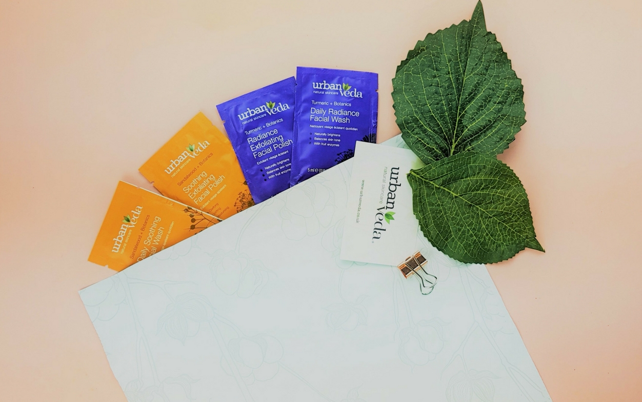 Urban Veda samples included in TOTM subscription orders in August