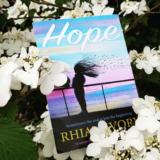 Hope novel by author Rhian Ivory Hope