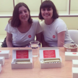 Women promoting the flow free period care initiative