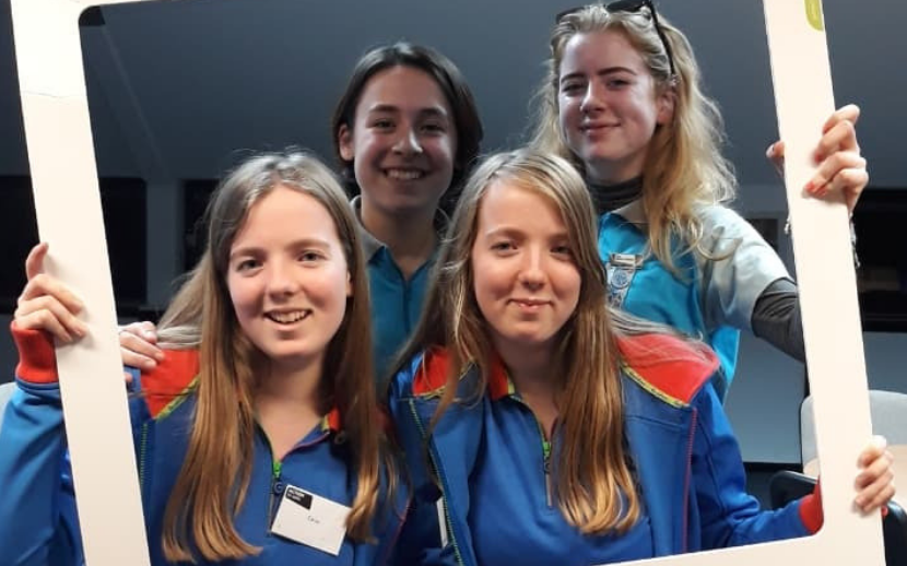 Period Powerful Profile: The girls targeting period stigma for Girlguiding UK's 'Action for Change' scheme