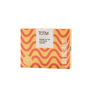 medium flow applicator organic tampons