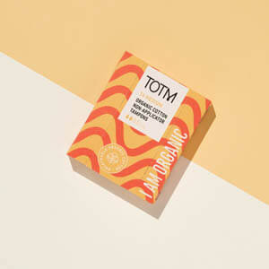TOTM non applicator organic tampons