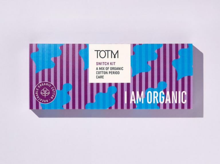 TOTM organic cotton switch kit