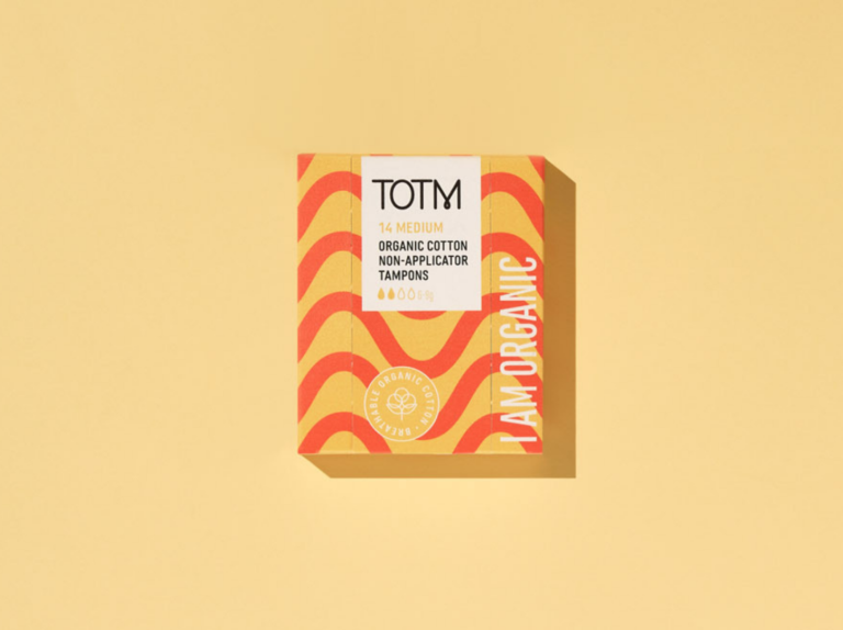 TOTM Medium Non App Tampons Box