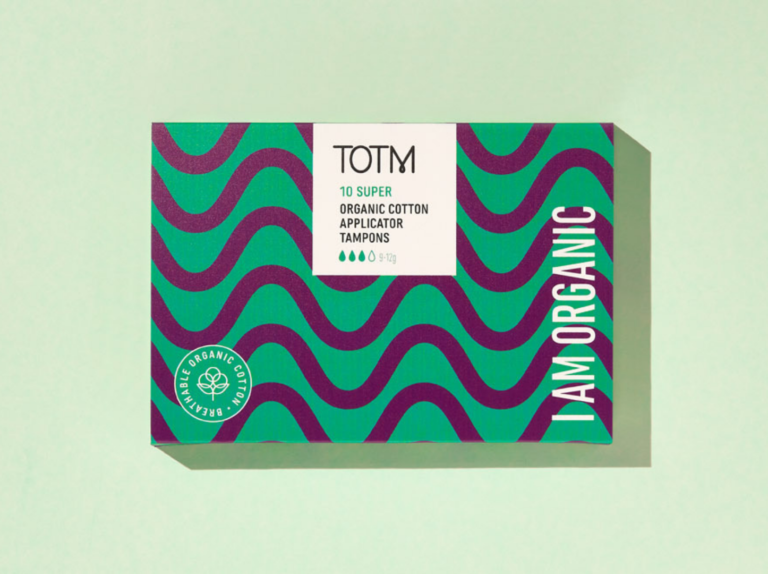 TOTM Super App Tampons Box