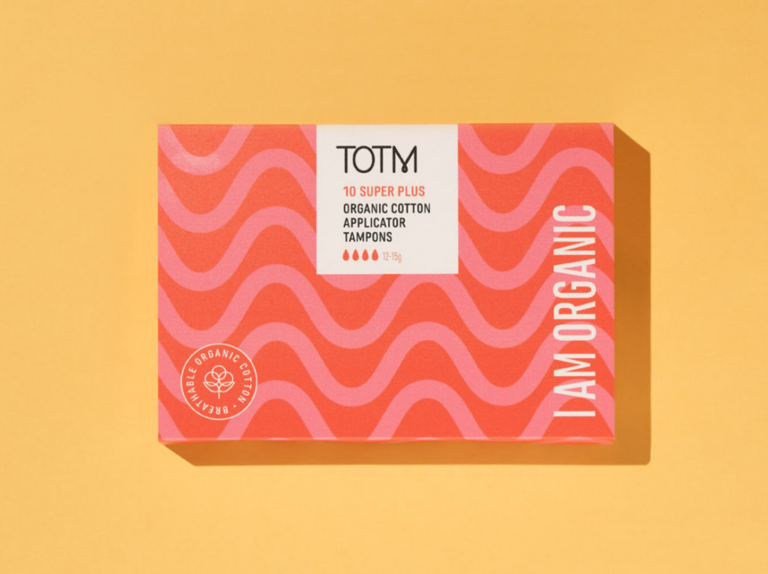 TOTM Super Plus App Tampons Box
