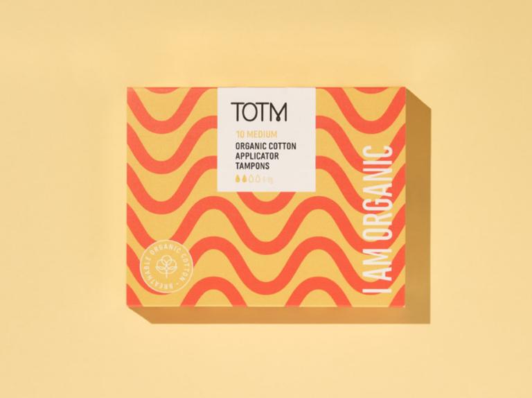 TOTM Medium App Tampons Box